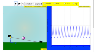 Multiple objects rolling down inclined plane javascript simulation embed this model in a webpage urtaz Image collections